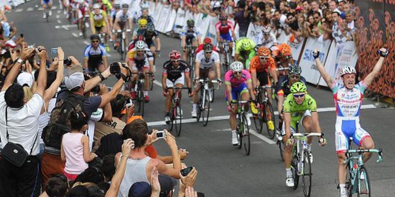 UCI schorst Gavazzi voor vier jaar