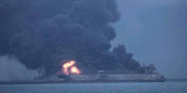 Twee dode opvarenden olietanker gevonden