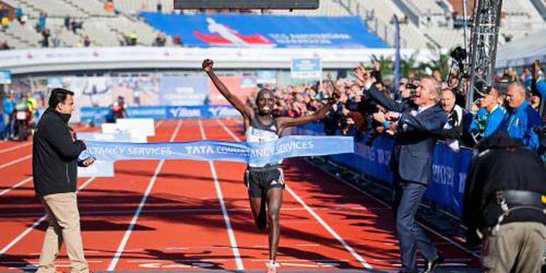 Wanjiru verrast favorieten marathon Amsterdam