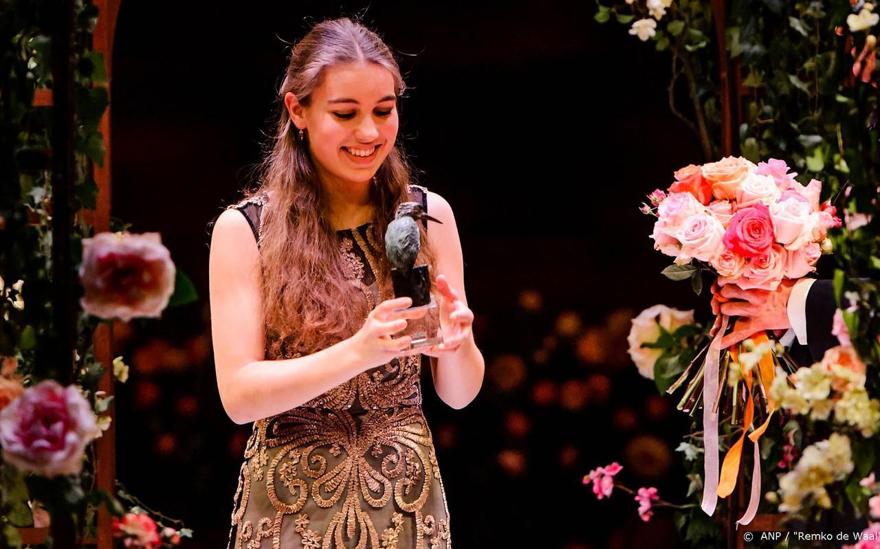 Lucie Horsch kreeg eerder dit jaar de Nederlandse Muziekprijs.