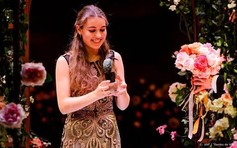 Recensie Orkest van de Achttiende Eeuw: Lucie Horsch verblijdt publiek in Groningen met Bach (★★★★☆)