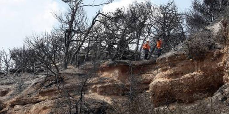 Dodental Griekse branden opgelopen tot 83