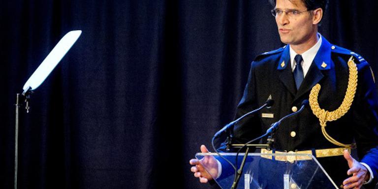 Politiechef Akerboom naar Landelijke Eenheid