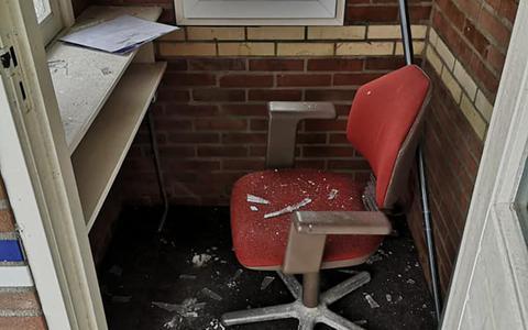 Voetbalclub Nieuw-Roden is zat van vernielingen op sportcomplex: 'Het is puur vandalisme'
