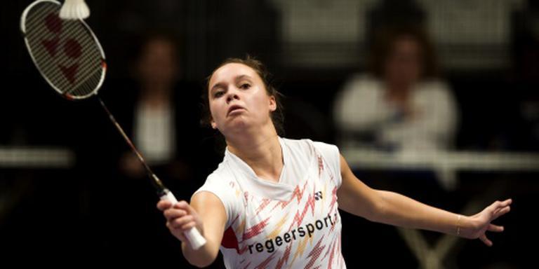 Badmintonster De Visch Eijbergen uit roulatie