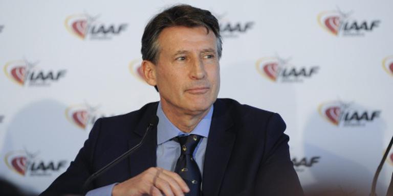 Coe weer in opspraak als preses IAAF