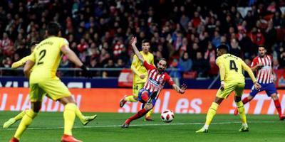 Girona verrast Atlético in Madrid