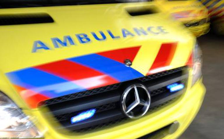 Motorcrosser naar ziekenhuis na ongeval bij circuit Emmen.