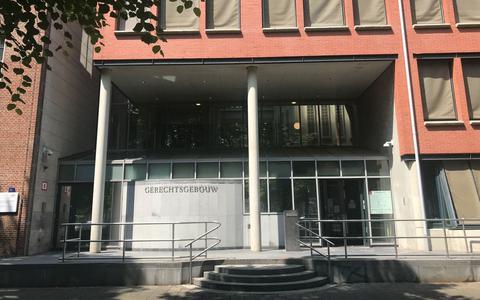 De rechtbank in Groningen.