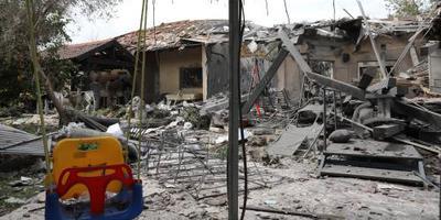 Israël begonnen met tegenaanval op Hamas