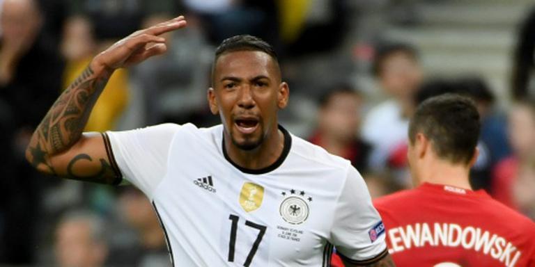Duitsland vreest voor Boateng