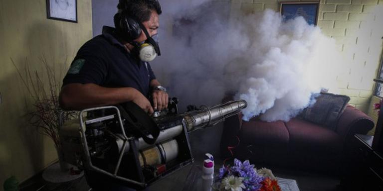 Verband zika en slopende zenuwkwaal vermoed
