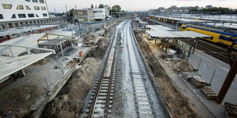 Spoorwerkzaamheden bij Utrecht lopen uit