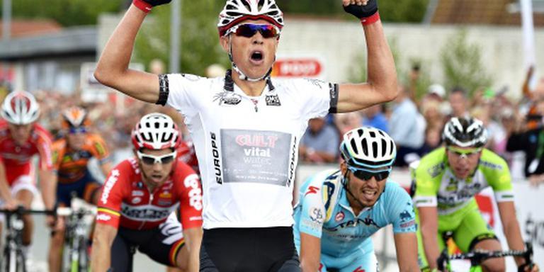 Etappewinst voor Nielsen in Vuelta