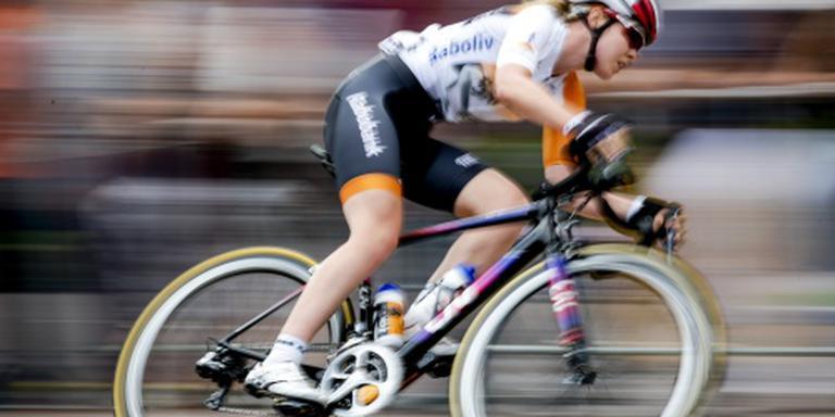 Van der Breggen aan start Ladies Tour