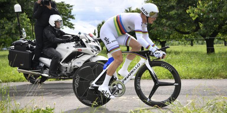 Danny van Poppel wint etappe Vuelta Burgos