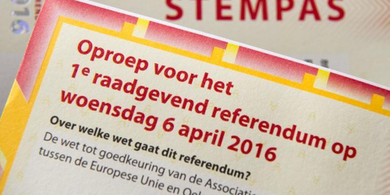 Al 10.000 briefstemmen voor referendum