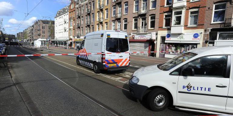 Mogelijk 'vergismoord' in Amsterdam