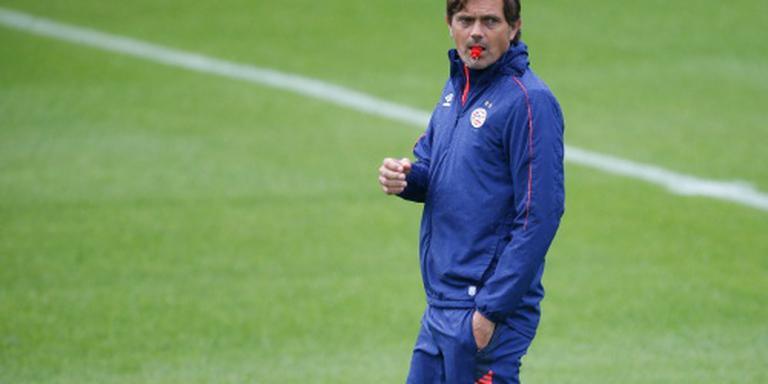 PSV ontvangt Ajax voor competitiekraker