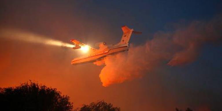 Branden Israël nog niet bedwongen