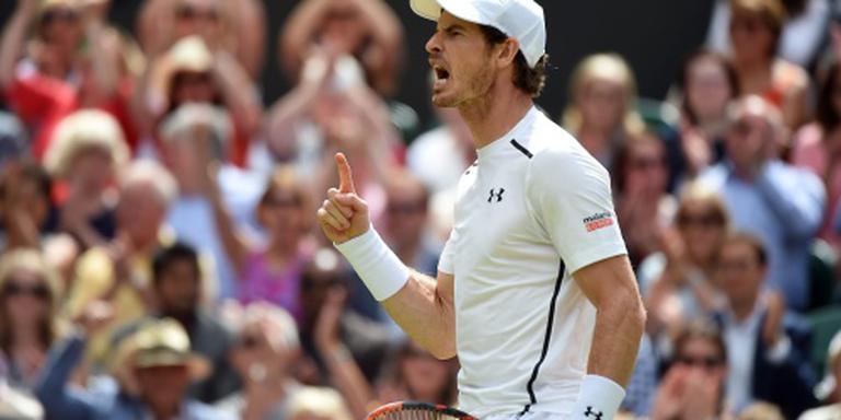 Murray voor tweede keer de beste op Wimbledon