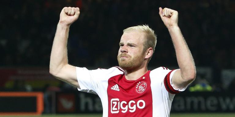 Ajax speelt duel in China