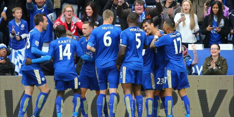 Leicester City kan titel bij United veroveren