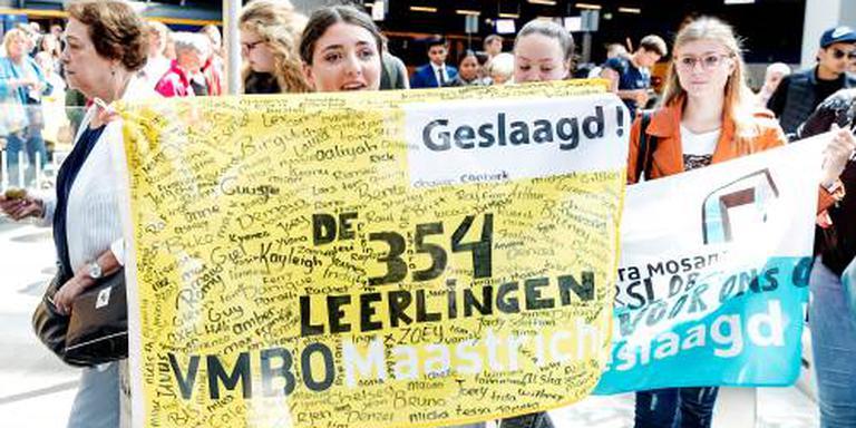 Gesprekken met Maastrichtse vmbo'ers begonnen