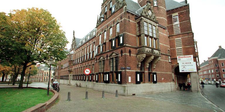 Provinciehuis Groningen. FOTO ARCHIEF DVHN