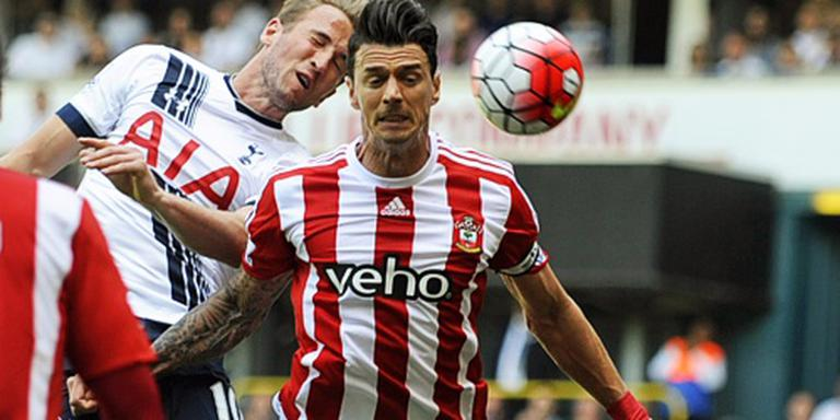 Southampton wint ook van Tottenham