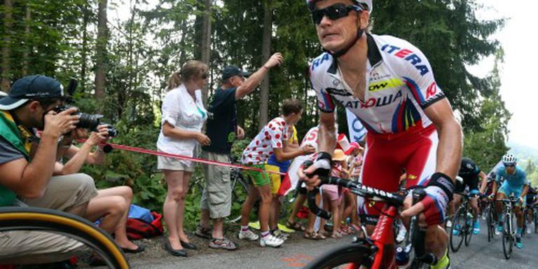 UCI heft schorsing Vorganov op