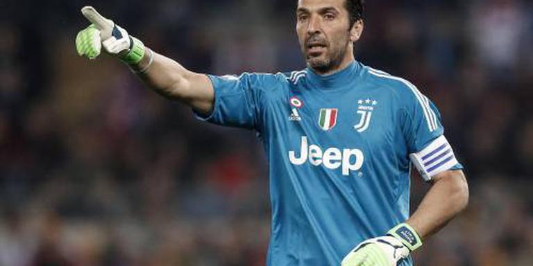 Toekomst Buffon open na vertrek bij Juventus
