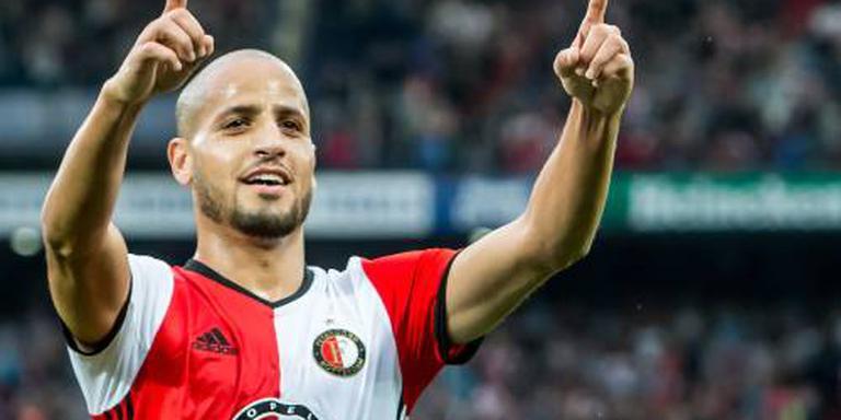 Feyenoord met El Ahmadi tegen FC Utrecht