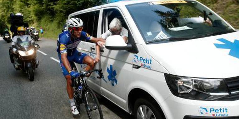 Gilbert wil dit seizoen alweer fietsen