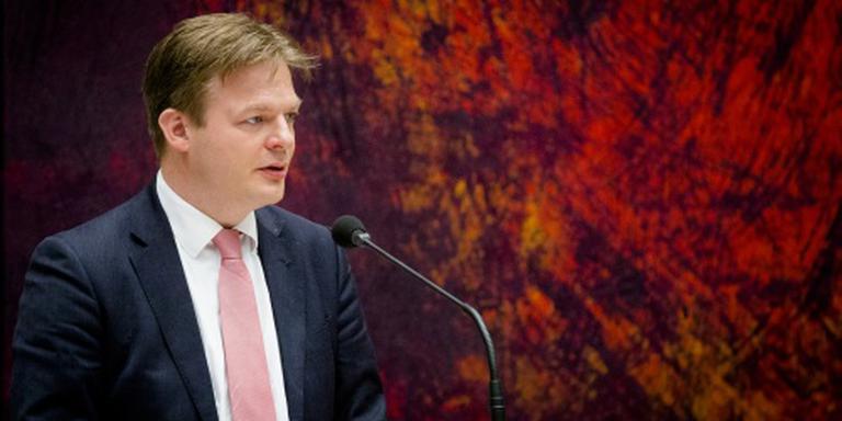 Prinsjesprijs voor Pieter Omtzigt