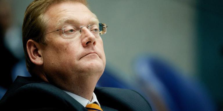 Geen back-up van mail met brief Van der Steur