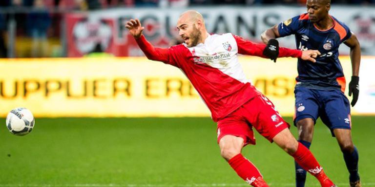 FC Utrecht mist Boymans tegen Excelsior