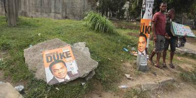 Verkiezingen Nigeria een week uitgesteld