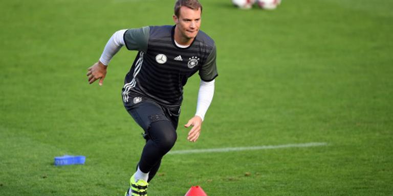Neuer nieuwe aanvoerder Duitsland