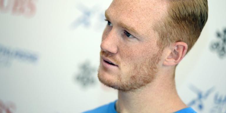Atleet Rutherford vriest sperma in voor Rio