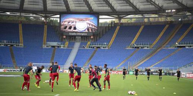 Rome krijgt openingswedstrijd EK 2020
