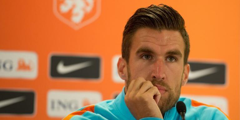 Strootman terug bij Oranje tegen Oostenrijk