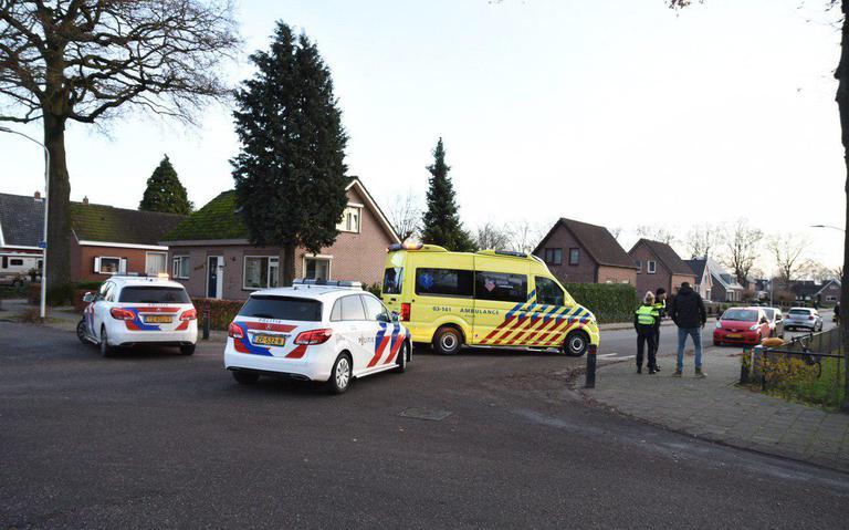 Fietser aangereden door auto in Klazienaveen.