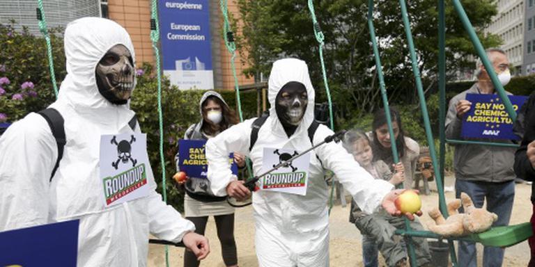 Europese vergunning onkruidverdelger verlengd
