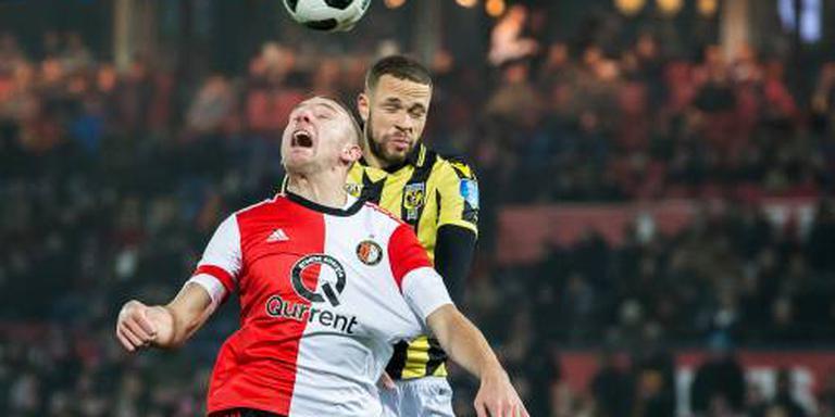 Vitesse wil Feyenoorders buiten deur houden
