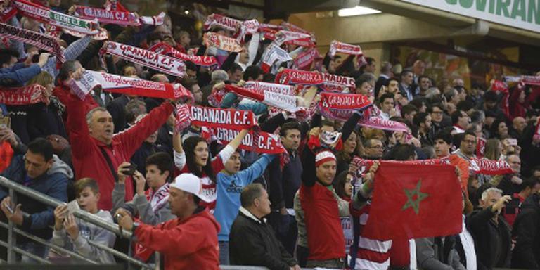 Granada duwt Levante in diepe zorgen