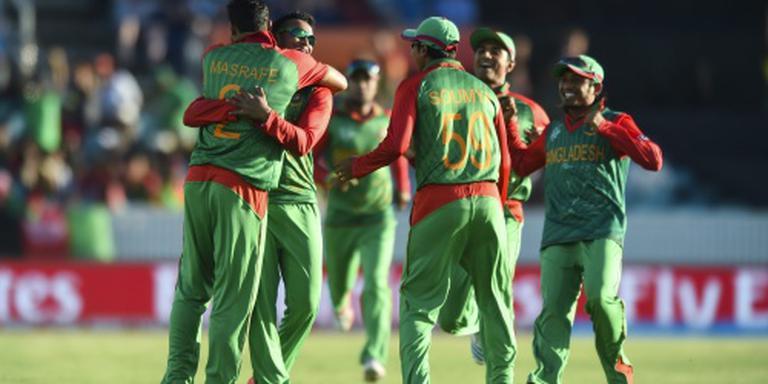 Twee bowlers Bangladesh geschorst