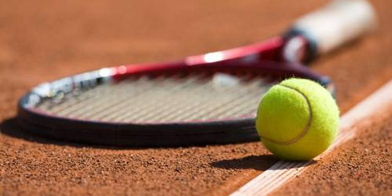 Tennisster Ewijk pakt nationale titel