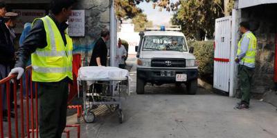 Vier doden door explosies op feest Afghanistan