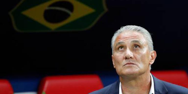 Tite blijft komende jaren bondscoach Brazilië